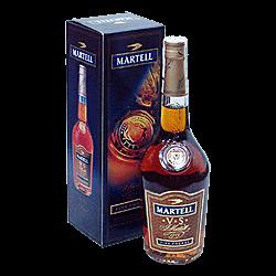 Cognac Martell V.S.