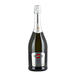 Champagne Asti Martini