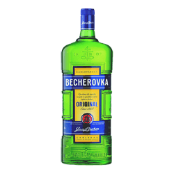 Liquor Becherovka