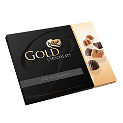 Chocolates - Nestle Gold Chocolate