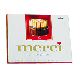 Chocolates  Merci