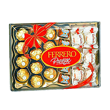 Chocolates Ferrero Prestige