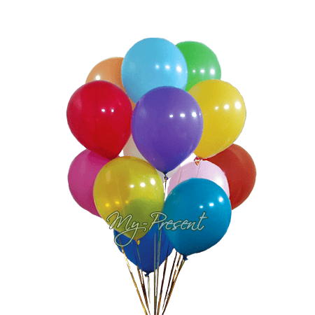 Balloons in Voronezh