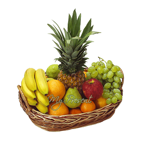 Fruit Basket in Omsk